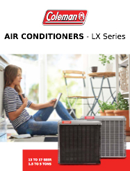 Coleman LX Air Conditioners