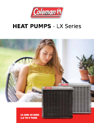 Coleman LX Heat Pumps