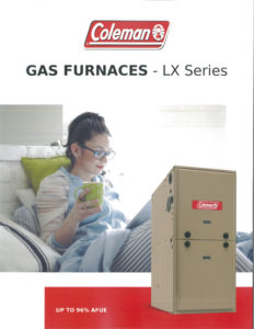 Coleman Gas Furnaces