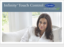 Carrier Infinity Touch Control